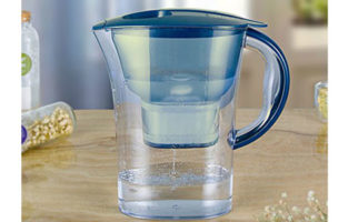 Areally 10 Cup Water Filter Pitcher