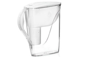 Sagler Water Filter Pitcher