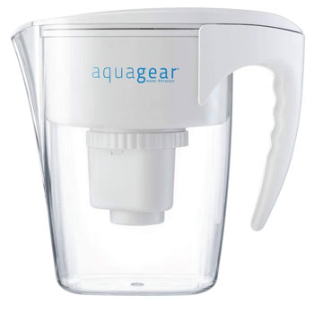 Aquagear Water Filter Pitcher